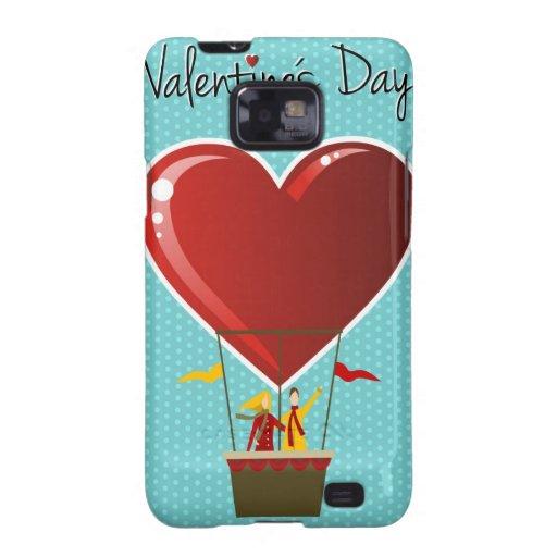 Saint Valentine Collection Samsung Galaxy SII Carcasas