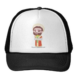 Saint Valentine Cute Catholic Trucker Hat