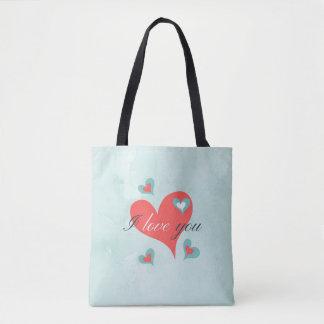 Saint Valentine's Day dedication of love Tote Bag
