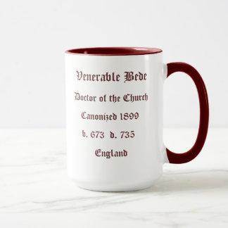 Saint Venerable Bede Mug