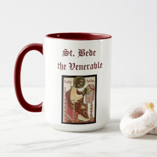 Saint Venerable Bede Mug