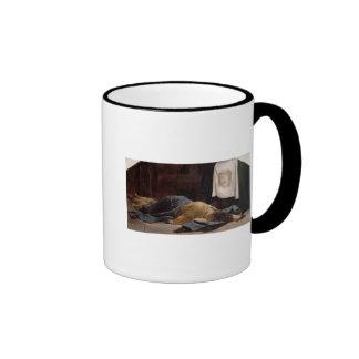 Saint Veronica Ringer Coffee Mug