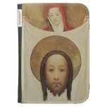 Saint Veronica with the Sudarium, c.1420 Kindle Keyboard Cases