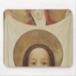 Saint Veronica with the Sudarium, c.1420 Mouse Pad