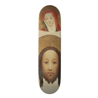Saint Veronica with the Sudarium, c.1420 Skateboard Deck