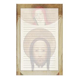 Saint Veronica with the Sudarium, c.1420 Stationery
