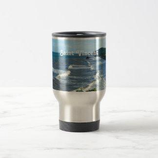 Saint Vincent and Grenadine Mug