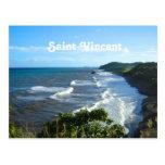 Saint Vincent and Grenadine Postcards