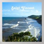 Saint Vincent and Grenadine Poster