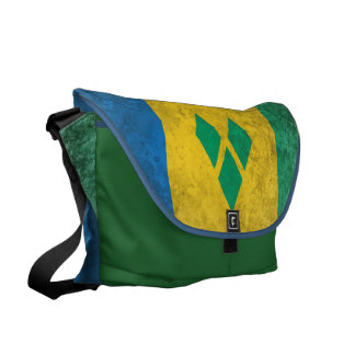 Saint Vincent and the Grenadines Courier Bag