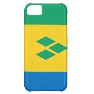 Saint Vincent  and the Grenadines Flag iPhone 5C Case