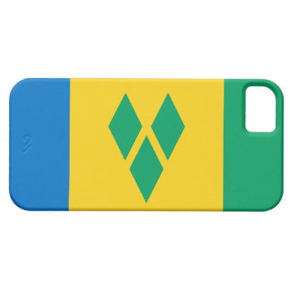 Saint Vincent and the Grenadines Flag iPhone SE/5/5s Case