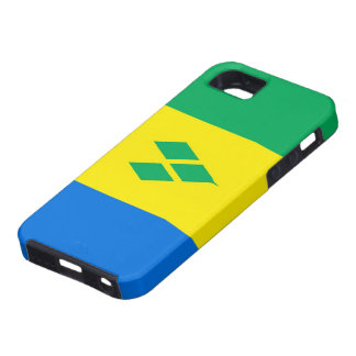 Saint Vincent and The Grenadines iPhone SE/5/5s Case