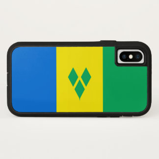Saint Vincent and the Grenadines iPhone X Case