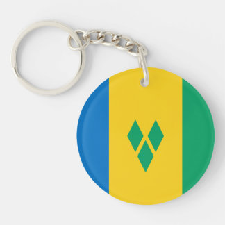 Saint Vincent and the Grenadines Keychain