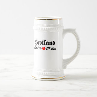 Saint Vincent and The Grenadines Tattoo Style Coffee Mugs
