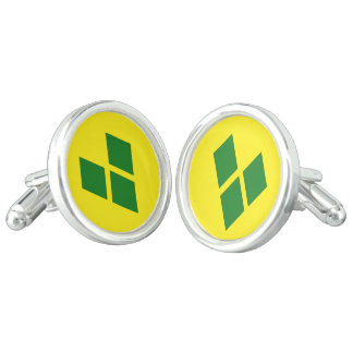 Saint Vincent Cufflinks