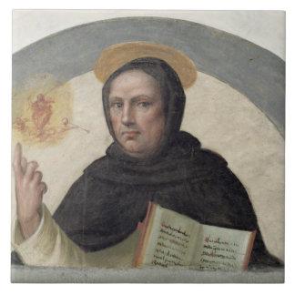 Saint Vincent Ferrer (fresco) Ceramic Tile