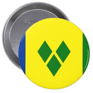 Saint Vincent Flag Pins