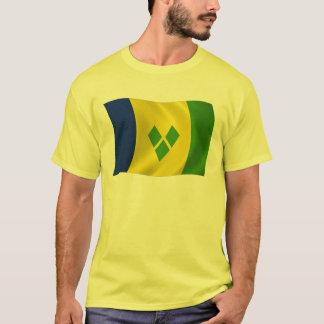 Saint Vincent Grenadines Flag Shirt