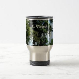 Saint Vincent Island Coffee Mugs