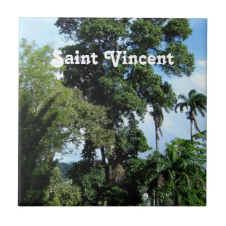 Saint Vincent Island Tile