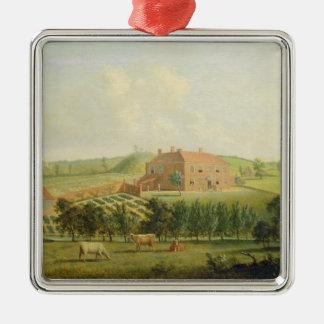 Saint Vincents, Near West Malling, Kent, c.1779 (o Metal Ornament