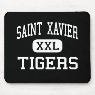 Saint Xavier - Tigers - High - Louisville Kentucky Mouse Pad
