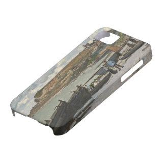 Sainte-Adresse, 1867 (aceite en lona) iPhone 5 Protectores