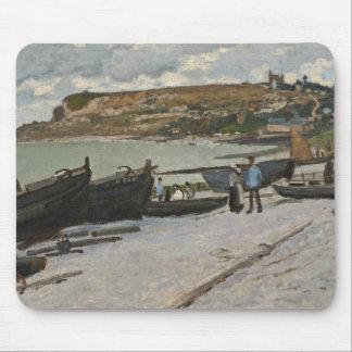 Sainte-Adresse, 1867 (oil on canvas) Mouse Pad