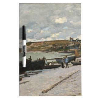 Sainte-Adresse by Claude Monet Dry-Erase Board