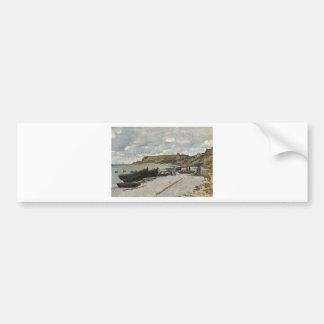 Sainte-Adresse de Claude Monet Etiqueta De Parachoque