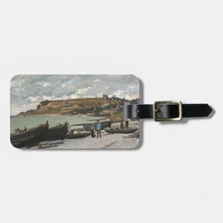 Sainte-Adresse de Claude Monet Etiqueta Para Maleta