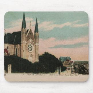 Sainte Adresse postcard design Mouse Pad