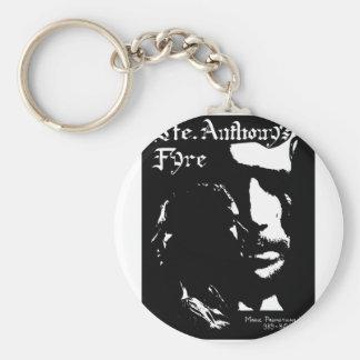 Sainte Anthony's Fyre Band - 1970 Keychain
