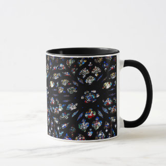 Sainte-Chappelle Rose Window Mug