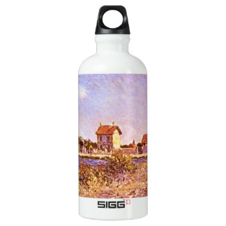 Sainte-Mammes by Alfred Sisley SIGG Traveler 0.6L Water Bottle