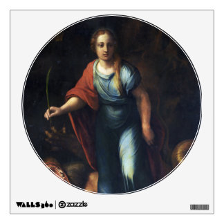 Sainte Marguerite by Raphael Wall Sticker