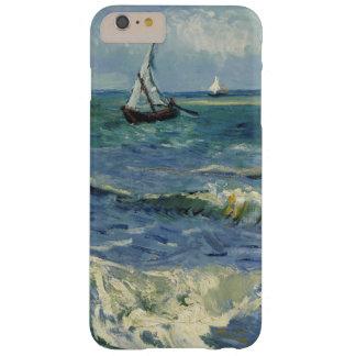 Saintes-Maries-de-la-Mer de Les del paisaje marino Funda De iPhone 6 Plus Barely There