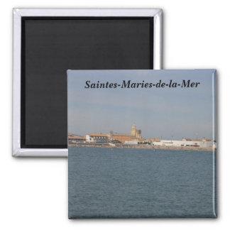 Saintes-Maries-de-la-Mer - Magnet