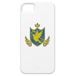 Saintly pijiyoneishiyon - St.PigeoNation's iPhone SE/5/5s Case