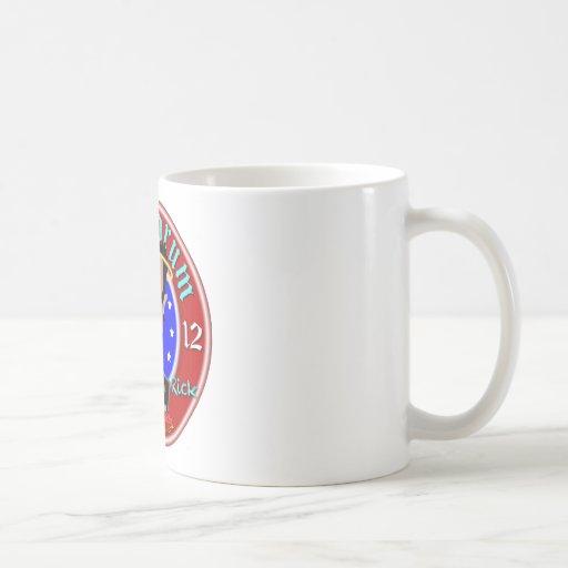 Saintorum Wins Big Classic White Coffee Mug