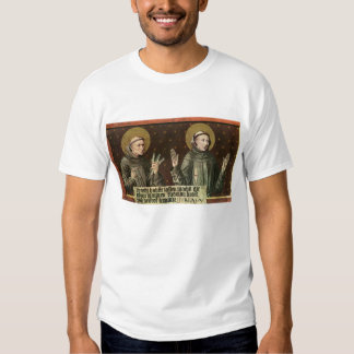 Saints Anthony of Padua and Francis of Assisi Shirt