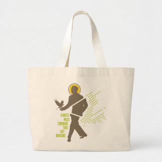 Saints Dancing tote bag