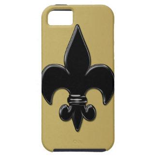 Saints Fleur De Lis iPhone SE/5/5s Case