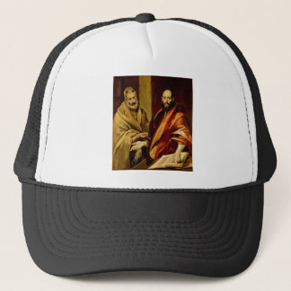 Saints Peter and Paul by El Greco Trucker Hat