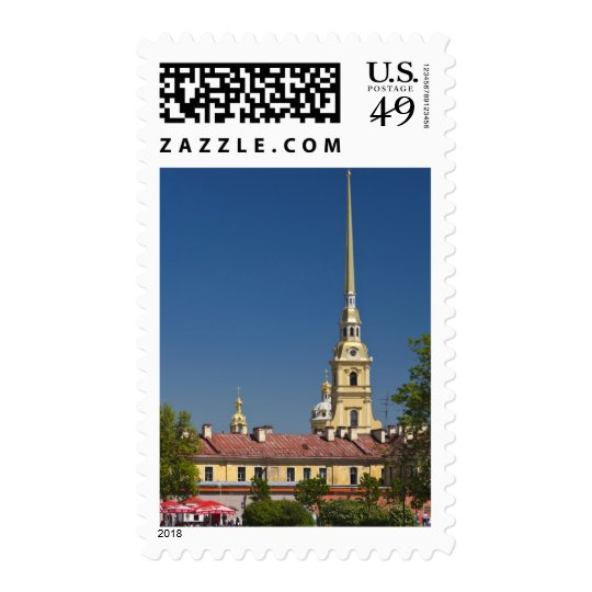 Saints Peter and Paul Cathedral Postage