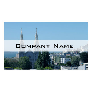 Saints Peter and Paul Church Double-Sided Standard Business Cards (Pack Of 100)