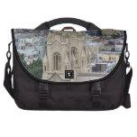 Saints Peter and Paul Church In San Francisco Laptop Commuter Bag