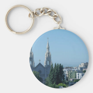 Saints Peter and Paul Church Keychains
